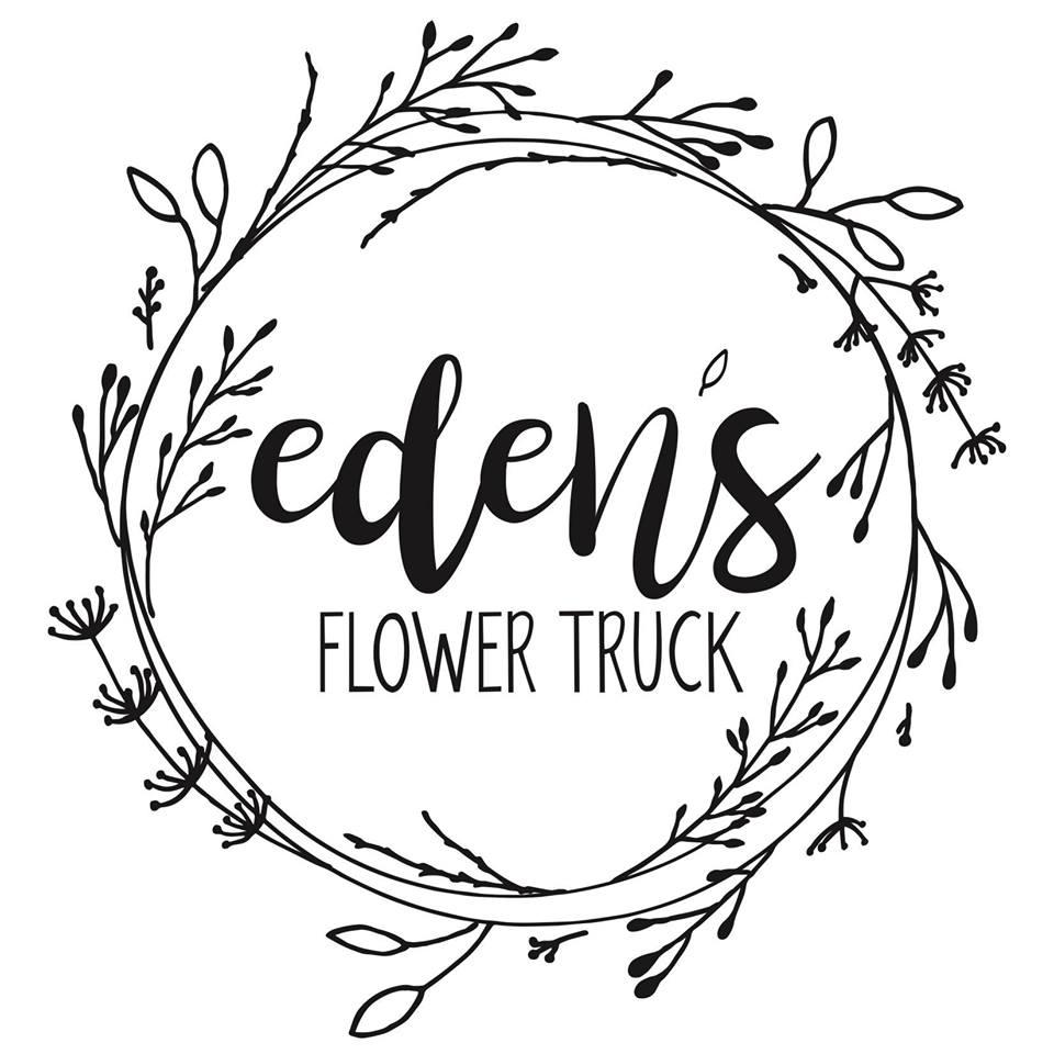 Edens flower logo