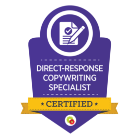 Digital-Response Copywriting Specialist Certified