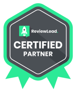 ReviewLead partner certified