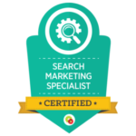 Search-Marketing-Specialist certified