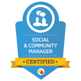 Social-Community Manager Certified