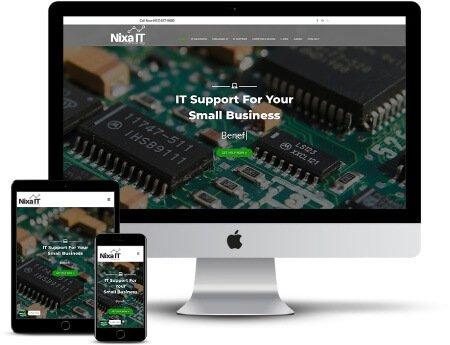 nixa it consulting web design