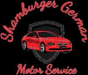 shamburger-german-motor-service-logo-transparent