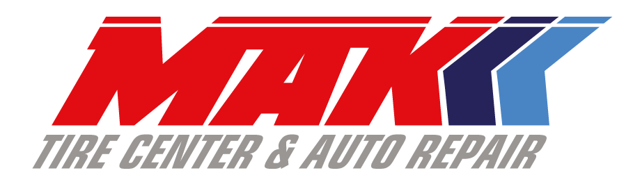 Mak tire center logo normal